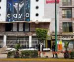 Se Desploma Marquesina del Antiguo Cine Avenida, Sólo hay Daños Materiales