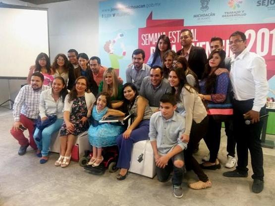 Ofrecen Ciclo de Conferencias a Jóvenes Sobre Responsabilidad Social