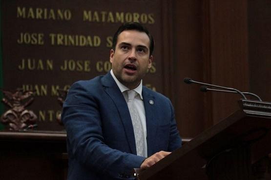 Más Desarrollo con Menor Endeudamiento, con la Ley de Disciplina Fiscal: Dip. Marco Trejo Pureco