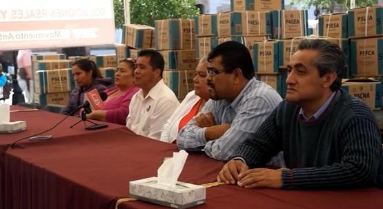 Denuncian Integrantes de Antorcha Campesina Posibles Agresiones por Parte de la CNTE