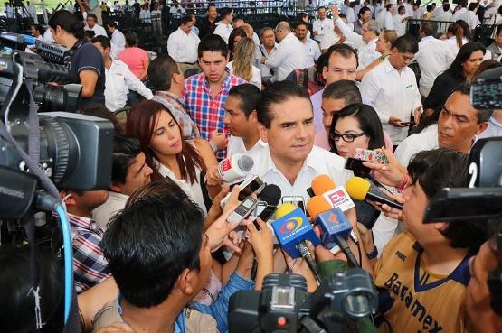 Silvano Aureoles Comprometido con la Salud de Todas y Todos los Michoacanos