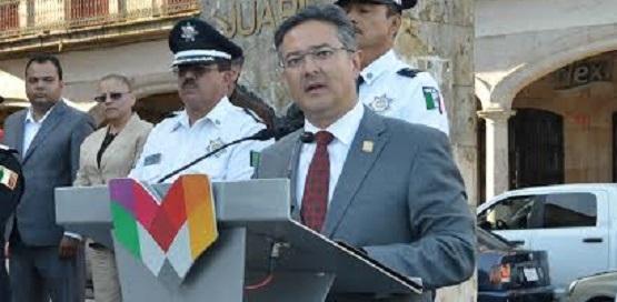 """Salvador Abud Pone un """"6"""" de Calificación al Mando Unificado"""