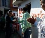 Más de mil Personas se Benefician con LICONSA en Tangamandapio