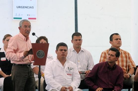 Cumplidos 200 de los 250 Compromisos en Michoacán: Peña Nieto