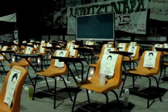 Participará Cherán en Movilizaciones por Normalistas de Ayotzinapa