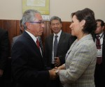 Anuncia Rosario Robles Próximos Trabajos en Michoacán