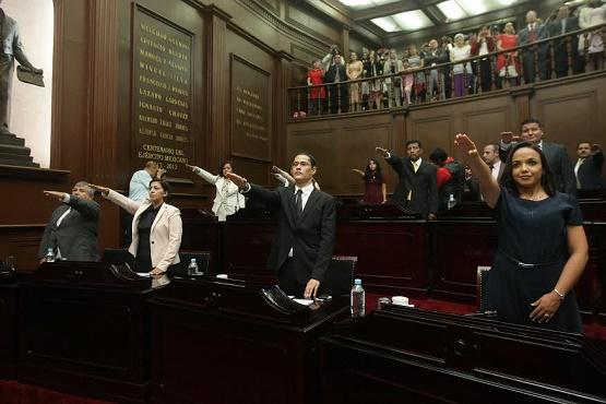 Diputados del PAN Serán la voz de Oposición Firme y Propositiva