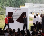Inaugura Presidente Peña Nieto Central Geotermoeléctrica