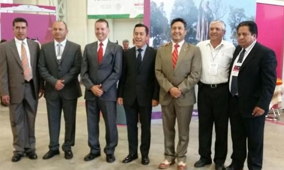 Reconocen Participación de Alcaldes Michoacanos Asistentes a la Feria Nacional de Pueblos Mágicos