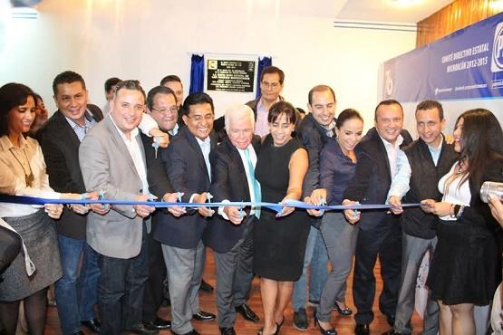 Inaugura PAN Estatal Nuevas Iinstalaciones