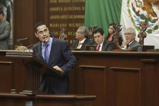 Decepcionante que Senado Ignorara Día Nacional Contra la Desaparición Forzada: Villegas Soto