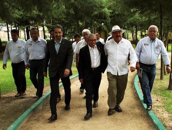 Gobierno del Estado concreta acuerdo para fortalecer la infraestructura del CRUNVAQ