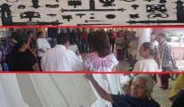Talento y Calidad Muestra San Felipe de los Herreros en su Artesanía de Textil y Herrería
