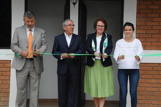 Inaugura Gobernador Dormitorios Para el Cuerpo de Ayudantía
