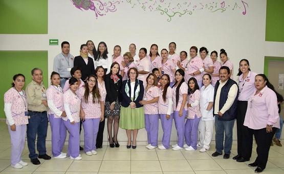 """Casa cuna """"Luz, Amor y Esperanza"""", Segunda en el País con Certificación ISO 9001:2008"""