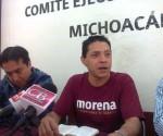 Arranca Morena Campaña Contra el Reemplacamiento en Michoacán