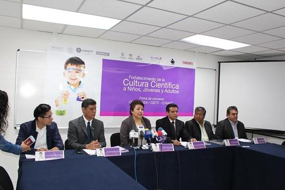 Con la finalidad de acercar la ciencia y la tecnología a los niños, jóvenes y adultos de las comunidades más marginadas y con mayor atraso educativo de Michoacán,