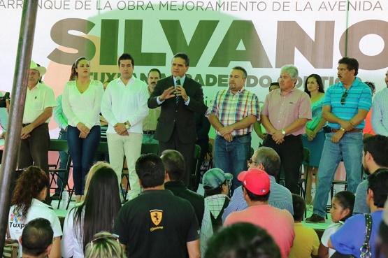 Convoca Silvano Aureoles a Trabajar en Equipo por Michoacán