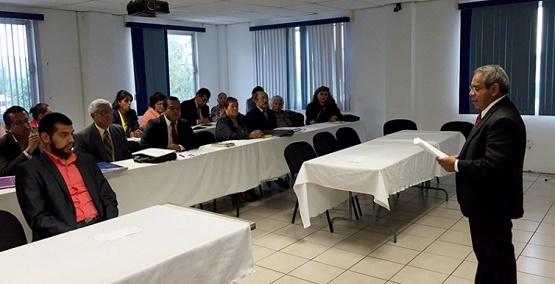 Instituciones y Comunidad Jurídica Deben Marchar al Unísono Para la Implementación del Nuevo Sistema de Justicia Penal: Abogados de Zitácuaro