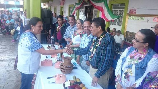 Ahuirán, San Juan Nuevo y Tzirio, Impulsan sus Artesanías a Través de su Concurso Artesanal