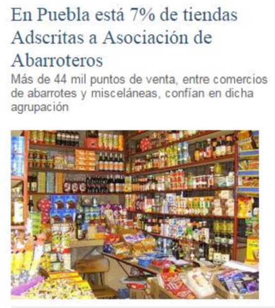 Exposición y Venta ANAM, el Mayor Encuentro de Negocios del Abarrote