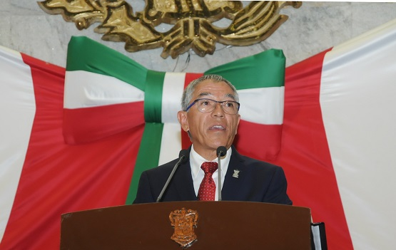 Hoy Michoacán es un Estado más Fuerte, Presume el Gobernador Jara en su Informe