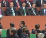 Informe de Peña Nieto, Objetivo y con Autocrítica: Silvano Aureoles