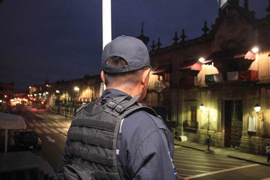 Implementarán Acciones de Seguridad en Festejos Patrios de Morelia
