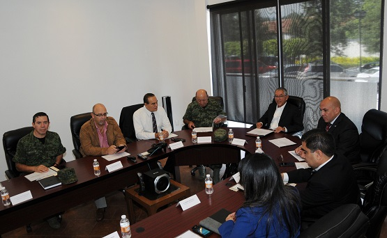 Grupo de Coordinación Michoacán Implementará Protocolo Federal de Seguridad Durante las Fiestas Patrias