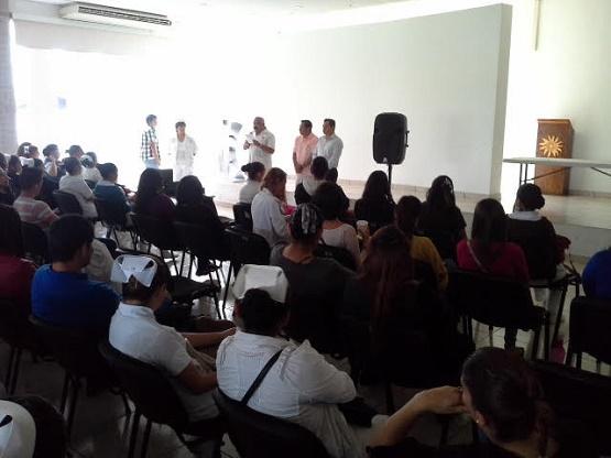 Ayuntamiento de Morelia Capacita a Pasantes de Servicio Social en Temas de Salud