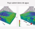 Pirámide Construída Arriba de un Cenote