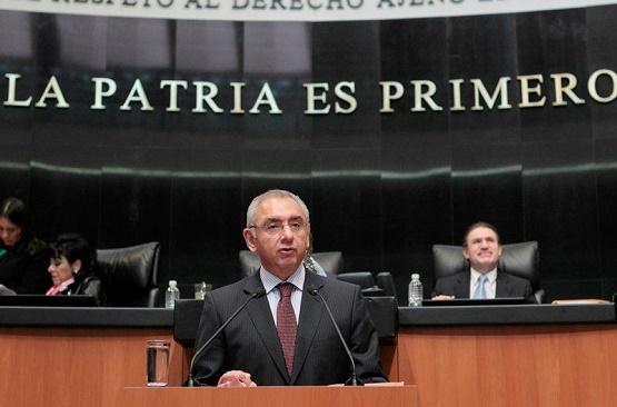 Salvador Vega: Seguiremos Contra la Tóxica Reforma Fiscal