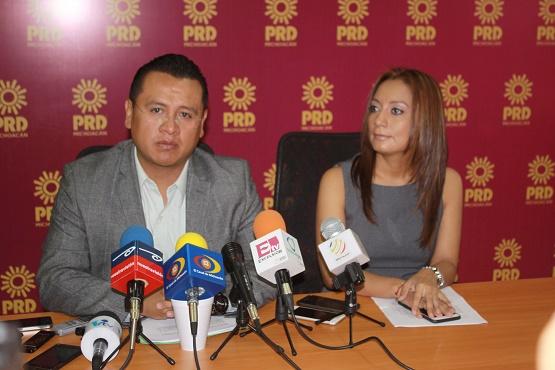 PRD Advierte que Ley de Disciplina Financiera Subordina Congresos de los Estados a la SHCP