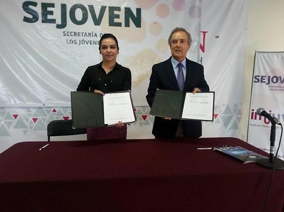 Sejoven Firma Convenio con Universidad de la Ciénega