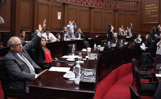 Aprueban Presupuesto de Egresos del Poder Legislativo Para el Ejercicio Fiscal 2016