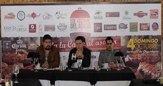 1er. Festival del Asado Morelia 2015