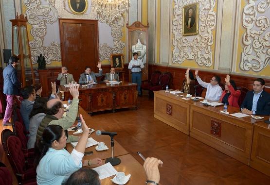Aprueban Comisión Especial Dictaminadora de Trabajos del Proceso Entrega Recepción del Ayuntamiento de Morelia