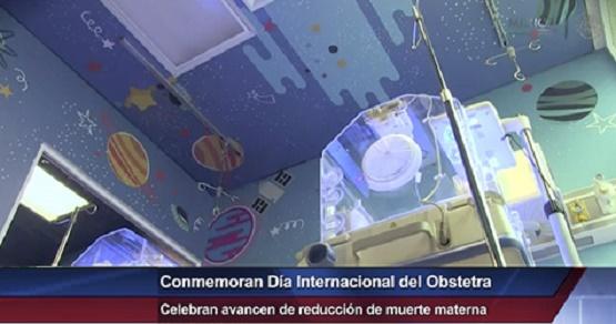 En Día Internacional del Obstetra, Celebran Avances en Reducción de los Indices de Muerte Materna
