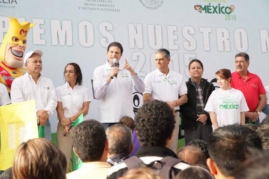 Mantener Limpia a Morelia, es Responsabilidad de Todos: Alfonso Martínez