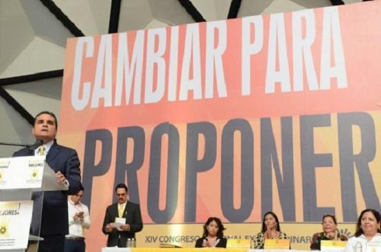 Un PRD Unido y Fuerte Gana la Presidencia en 2018, Asegura Silvano Aureoles