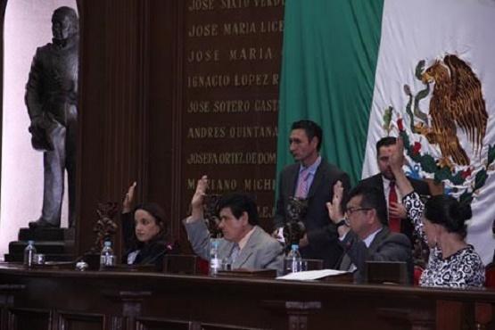 Queda Conformada Junta de Coordinación Política de la LXXIII Legislatura