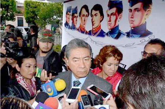Sin Alertas ni Amenazas Para Fiestas Patrias en Michoacán: Esparza Cortina