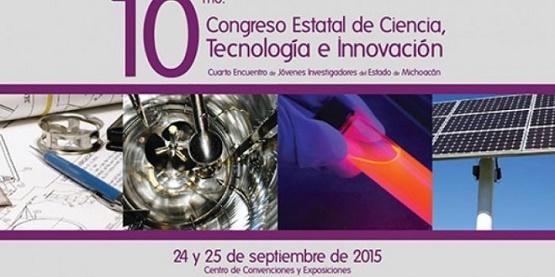 En Puerta, el Décimo Congreso Estatal de Ciencia, Tecnología e Innovación
