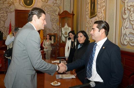 Cabildo de Morelia Nombra a Servidores Públicos Para el Area Jurídica