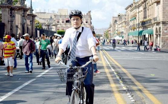 Necesario Mayor Impulso al uso de la Bicicleta Como Medio de Transporte: Miguel Angel Villegas