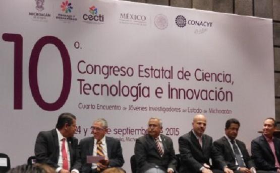 600 Trabajos de Investigación Serán Revisados en el 10 Congreso Estatal de Ciencia, Tecnología e Innovación