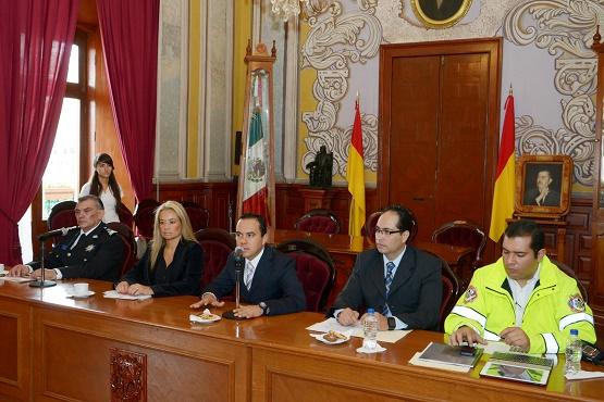 Ayuntamiento de Morelia, Listo Para Festejos por Aniversario del Natalicio de Morelos