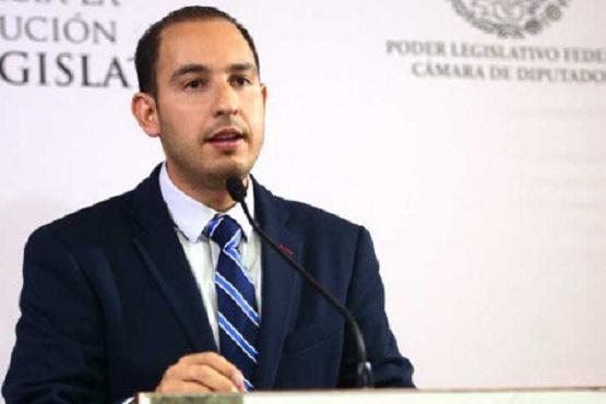 Exige GPPAN la Máxima Atención y Responsabilidad del Gobierno Federal Ante las Malas Señales de la Economía: Dip. Marko Cortés