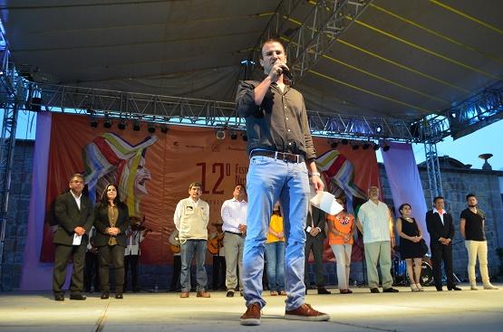 Morelia, Sede de Festival Nacional Folklórico