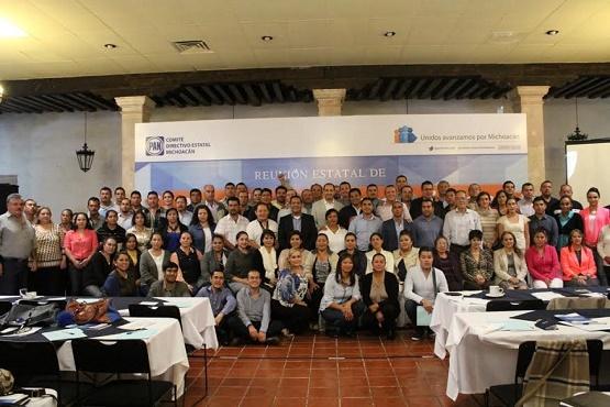 Regidores del PAN, Agentes de Cambio Para los Municipios Michoacanos